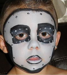 | Halloween Face Painting