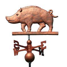 Razorback Hog Weathervane