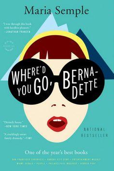 Bee Branch, o adolescentă inteligentă și plină de viață este foarte atașată de mama ei, Bernadette Fox, un arhitect genial, dar care nu a m...  antarctica, bee branch, bernadette fox, editura litera, elena scrie, elgin branch, Lecturi și recenzii, maria semple, mihaela buruiana, recenzie literara, unde ai disparut bernadette, Where'd You Go Bernadette