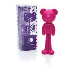 Caneta Urso Rosa - Imaginarium