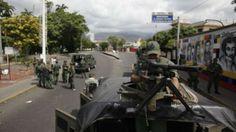 Venezuela: Táchira ya está militarizada y sin Internet