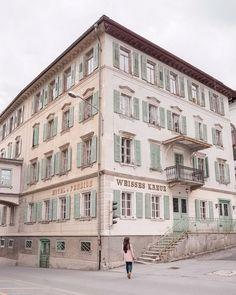 Pontresina, Switzerland – Dame Traveler