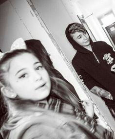Leondre and his sister Tilly
