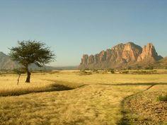 Etiòpia, Desert del Danakil.