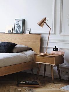 ¿Qué mesilla quieres para tu dormitorio?