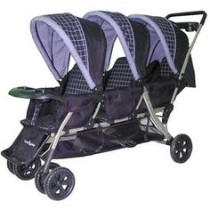 Are you expecting triplets? #blacktwitter #blackfamily  We will have a former attorney from NY that have triplets, @Natoya Taylor Griffith along with Philly's Own, @erieavedotcom & Our Official Vendor, @MacFlemingIII from Chicago. www.stateoftheblackparent.org      :Baby Trend Triplet Stroller - Walmart