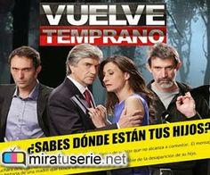 Vuelve Temprano, Canal TVN, Vuelve Temprano Capitulo 105, ver Vuelve Temprano cap 105, Canal TVN Vuelve Temprano 105, Canal TVN