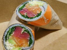 Best sushi burritos in NYC at these Japanese restaurants