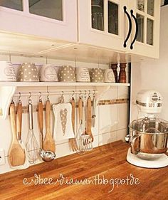Tips and Tricks to Organizing Your Kitchen! - Beneath My Heart                                                                                                                                                     More