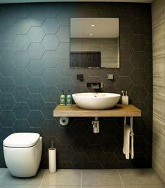 Amazing 360 interactive images by mx-visualisation.com Small Basement Bathroom, Tiny Bathrooms, Bathroom Design Small, Bathroom Layout, Bathroom Interior Design, Modern Bathroom, Bathroom Decor Pictures, Washbasin Design, Small Toilet