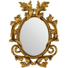 Buy Premier Housewares Antique Gold Wall Mirror at Argos.co.uk, visit Argos.co.uk to shop online for Mirrors