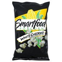 Smartfood Popcorn, White Cheddar Cheese, 9 oz, (pack of White Cheddar Popcorn, Cheese Popcorn, Air Popped Popcorn, Pop Popcorn, White Cheese, White Cheddar Cheese, Smartfood Popcorn, Ocean Spray Cranberry, Cheese Cultures