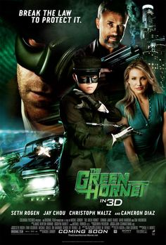 Click to View Extra Large Poster Image for The Green Hornet
