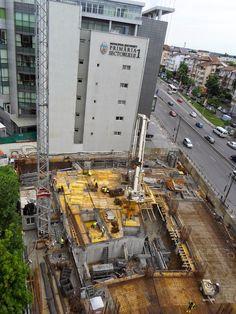 OCTAGON a finalizat lucrarile de fundatii speciale si infrastructura la PC Business Center  http://octagonromania.blogspot.ro/2014/08/octagon-finalizat-lucrarile-de-fundatii.html