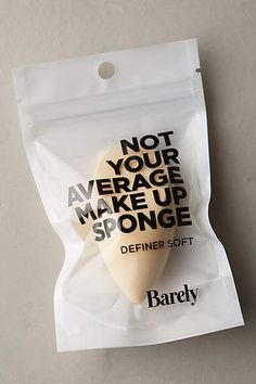 Barely Cosmetics Definer Sponge Soft One Size Makeup