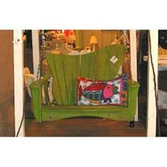 this has been on my wish list to replace the existing swing that came with the house...Matt can make this!