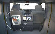 Future? In car vending machines?