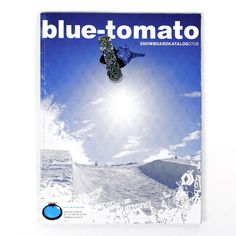 Cover from the snowboard catalogue 07/08