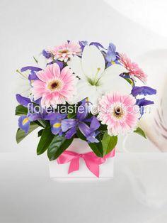 Flores azules - Florerias en Mexico | flores a domicilio df