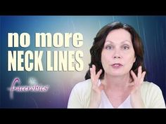 5 Top Tips to Get Rid of & Smooth Neck Lines & Neck Wrinkles Permanently | FACEROBICS® Face Exercise - YouTube