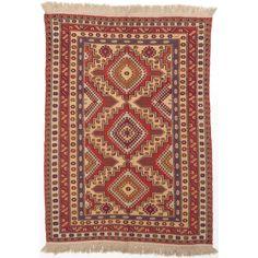 ecarpetgallery Handmade Nomad Sumak Rug