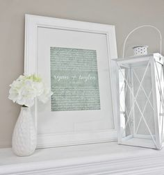 Save and display our vows