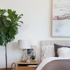 How to create a beautiful, easy, and chi bed that you can't wait to snuggle up in.