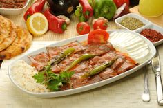 #Iskender #Turkishfood #Gourmet #Kebap #Rezept