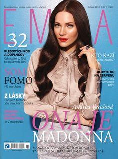EMMA Magazine 13/02 SVK - Andrea Veresova