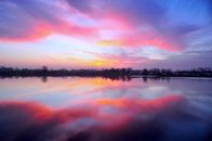 Choose your favorite lake sunset paintings from millions of available designs. All lake sunset paintings ship within 48 hours and include a money-back guarantee. Sunrise Images, Sunrise Pictures, Photography Jobs, Nature Photography, Travel Photography, Reflection Photography, Digital Photography, Sunrise Wallpaper, Nature Wallpaper