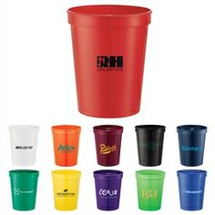 Personalized Rally Stadium Non-Toxic Cup 16oz http://www.logotoyou.com/Personalized-Rally-Stadium-Non-Toxic-Cup-16oz-p/sm-6645.htm  #StadiumCup #USA
