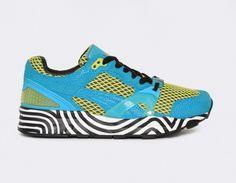 #Puma XT2 Plus #SolangeKnowles Swirls #sneakers