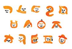 Face of Hangul on Behance