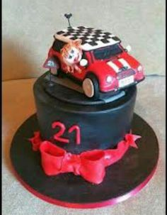 1000+ images about Birthday Cakes - Mini on Pinterest ...