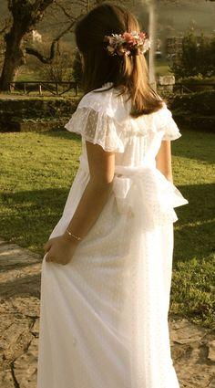 Vestidos de comunión - Página web de eldesvandenoelia
