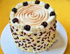 Cacao Beans, Birthday Cake, Desserts, Food, Sweets, Fine Dining, Tailgate Desserts, Deserts, Birthday Cakes