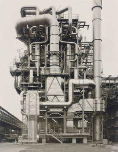 Chemische Fabrik Wesseling Bei Köln, by Bernd and Hilla Becher, 1998