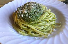 Light Basil and Courgette Pesto   A Pinch of Italy