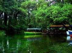 Ohri Gölü, Makedonya fotoğrafı. Fotoğraf: Ayhan Erlik