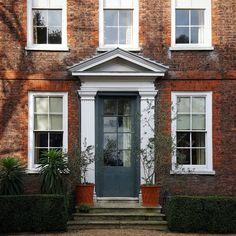 The National Trust's beautiful Fenton House, Hampstead, London. Fenton House, Hampstead London, Sunken Garden, North London, National Trust, Detached House, 17th Century, Places To Go, Dreams