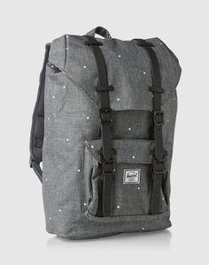 Rucksack mit Laptop-Fach 'Little America Mid-Volume' von Herschel - EDITED. Herschel, Laptop, America, Backpacks, Bags, Handbags, Backpack, Laptops, Usa