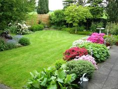 Agréable comme jardin non ?