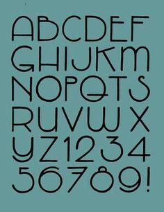 Alphabet retro art deco calligraphy fonts, typography fonts, number c Alphabet Police, Cursive Alphabet, Hand Lettering Alphabet, Typography Letters, Typography Design, Alphabet Art, Art Deco Typography, Art Deco Font, Alphabet Design