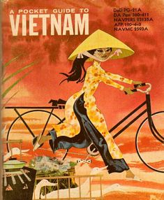 A Pocket Guide to Viet Nam ~ Anonym