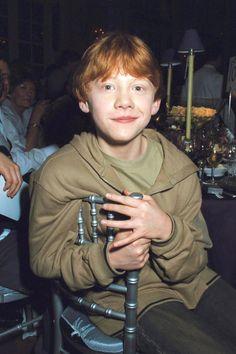 29 fotos mágicas da estreia de Harry Potter em 2001