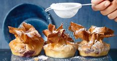 friends Magazin :: Wir kommen ins Strudeln Camembert Cheese, Pudding, Friends, Desserts, Food, Check, Inspiration, Pies, Little Kitchen