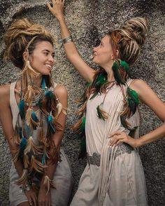 For you & for your friend #boho #dreadhead #dreadgirls #dreads #dreadlocks #gypsystyle #gypsy #hippie #moda #bohemian #hot #feather #headpiece #festival #feshion #girl #бохо #бохошик #бохостиль #дреды #дредлоки #волосы #хиппи #перо #перья #украшения #ручнаяработа