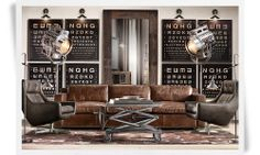 Rooms | Restoration Hardware. I NEED this couch for our new home. We tried it in the store and fell in love. Must have it