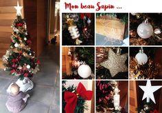 . Modeuse Timbrée nous parle du 1er #Noël de sa pitchoune mais aussi de sa #déco de #sapin 100% #babou !