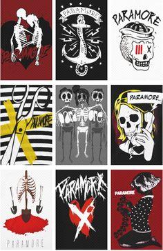 Paramore art